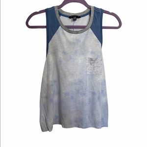 American eagle outfitters tie dye style sleeveless tank top small petite